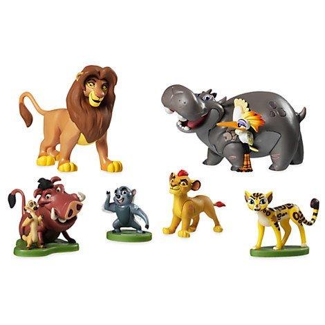 the lion guard figures