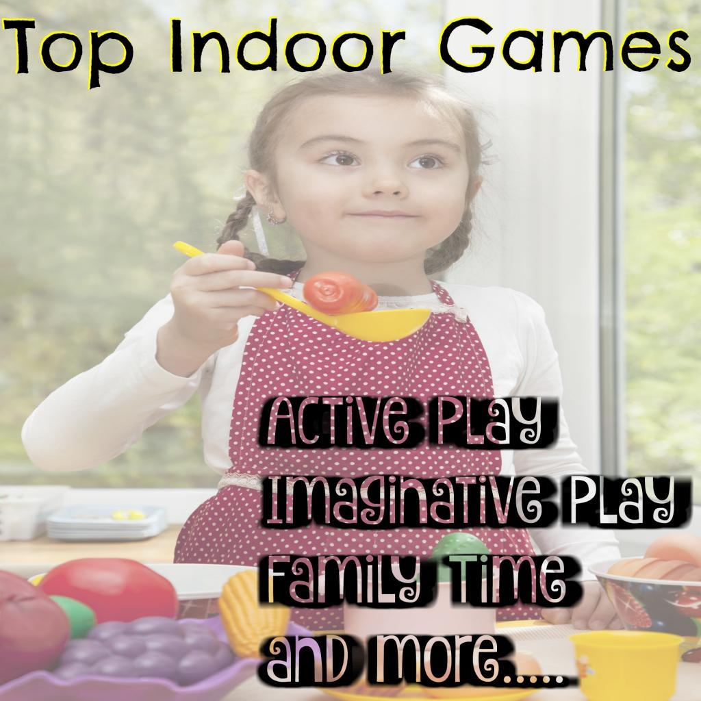 best indoor games for kids