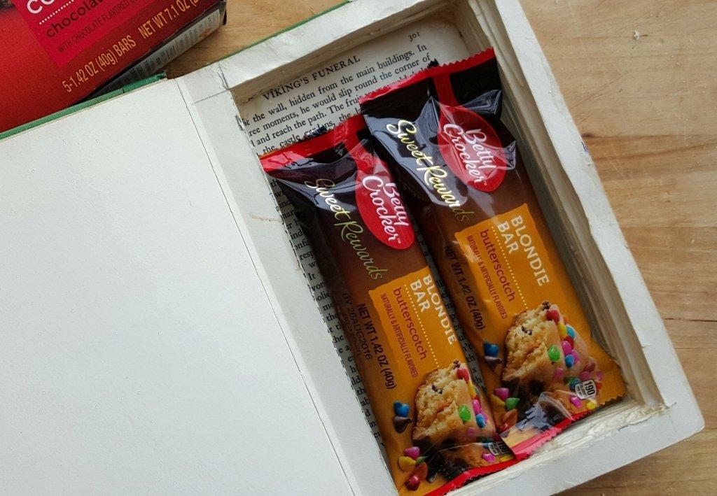 Sweet Rewards Stash Box