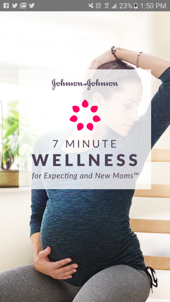 How Expecting Moms Stay Energized 7 minute wellness app
