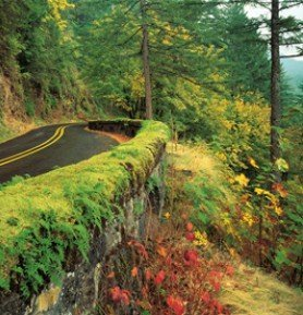 romantic scenic byways in Oregon