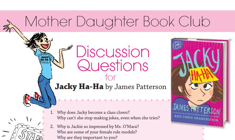 Jacky ha-ha parent questions
