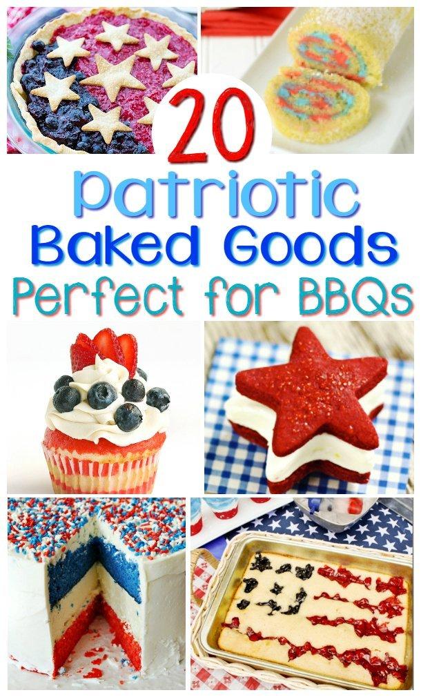 The Best 20 Patriotic Dessert Recipes