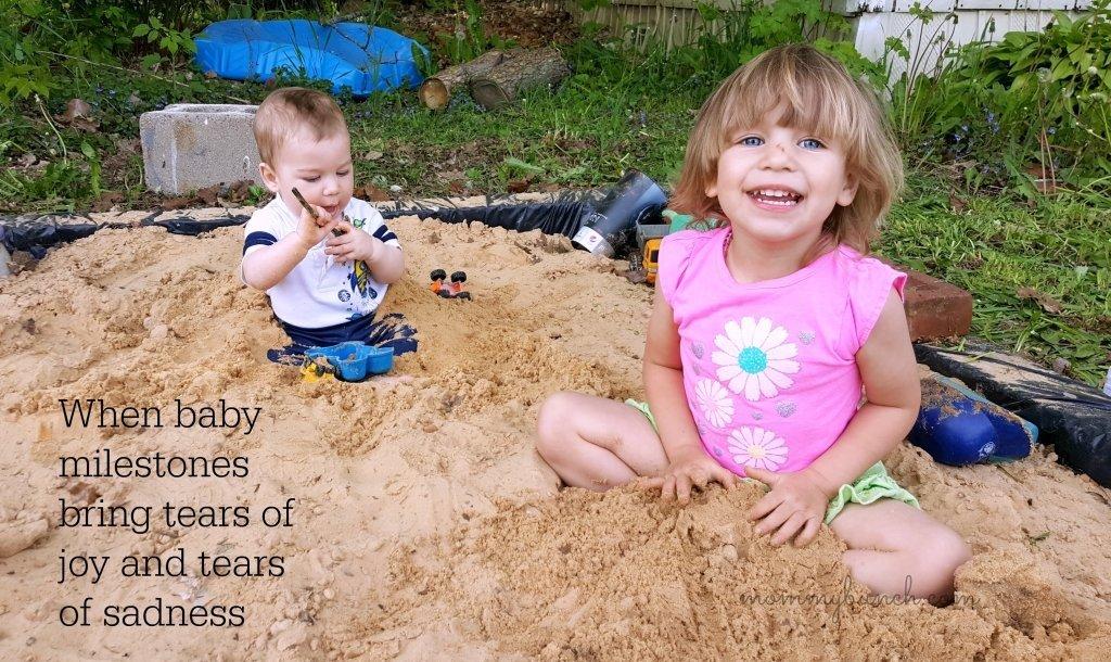 babies in sandbox