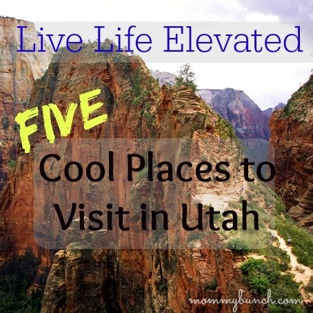 cool places in Utah