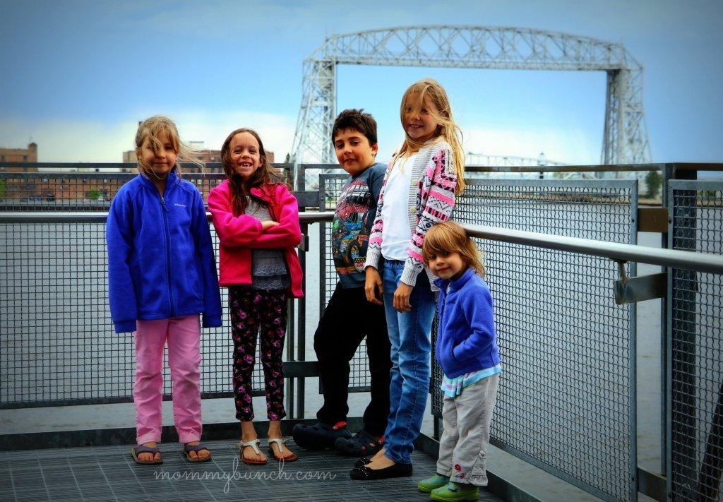 Duluth kids great lakes aquarium