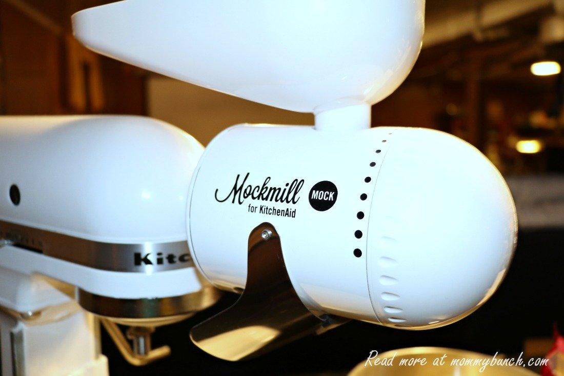 mockmill grain mill grinder