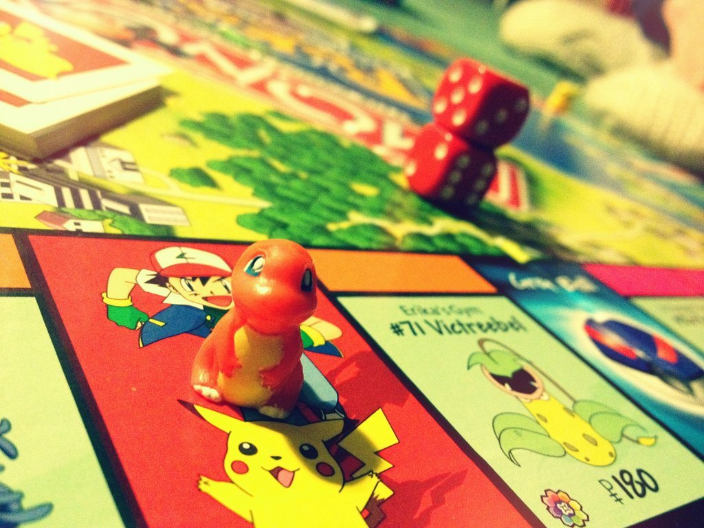 top pokemon toys monopoly