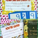 Teacher Reward Kit Certificates