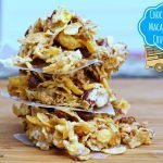 rocky road chocolate chip macadamia nut crunch bars