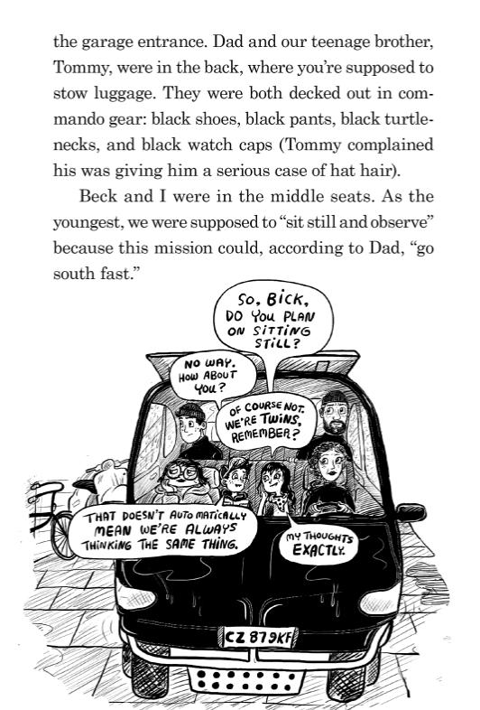 treasure hunters excerpt