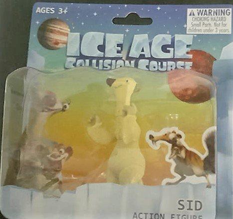 Ice Age Sid Figure