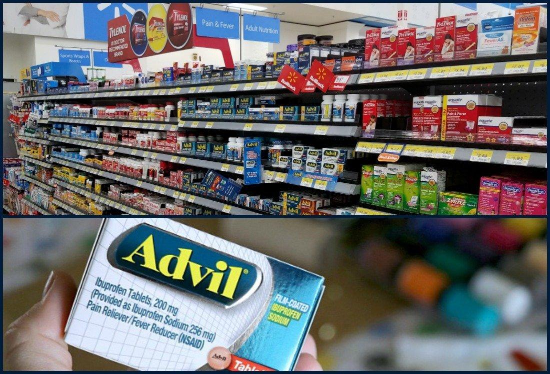 advil-in-walmart