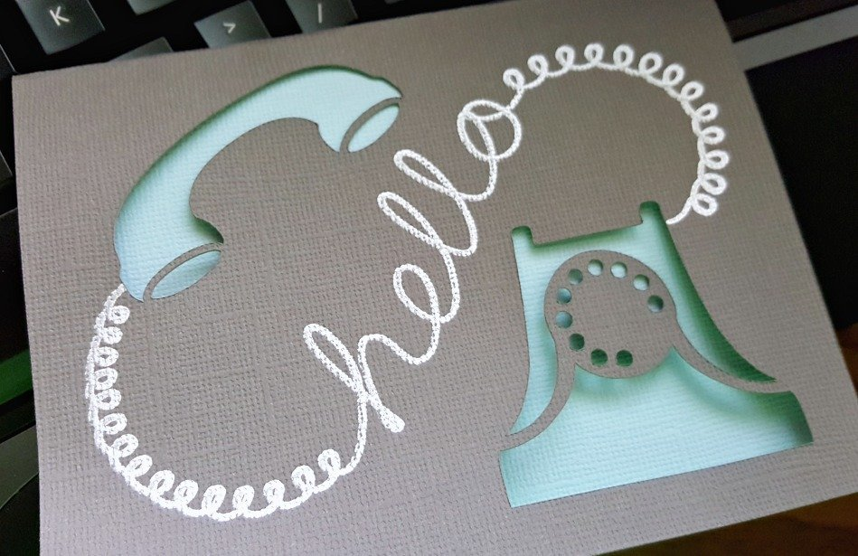 cricut-starter-project-card getting started with a cricut