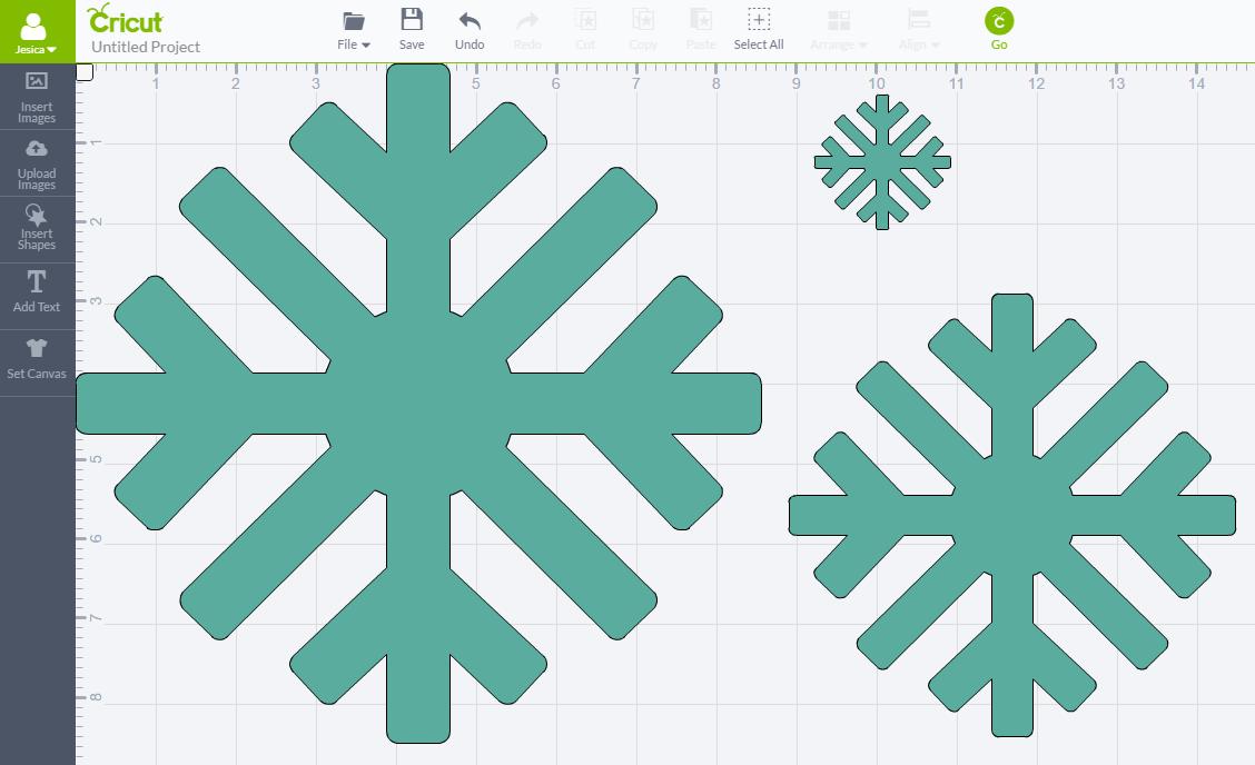 cricut-snowflake-3-sizes