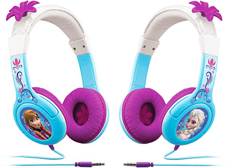Smartphone Accessories - Gifts - Frozen Headphones