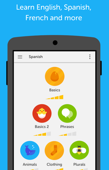 Duolingo - the quickest way to learn a new language