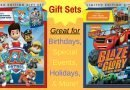 Paw Patrol & Blaze and The Monster Machine Gifts For Kids