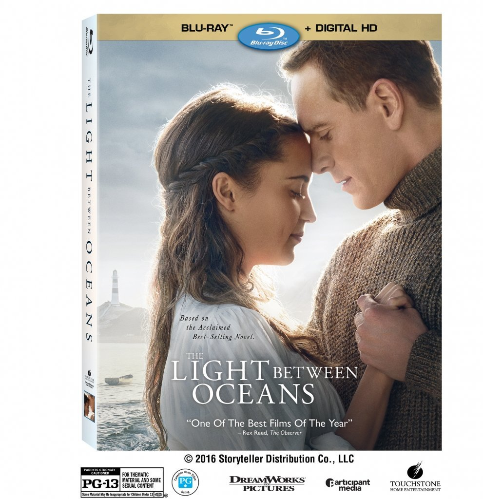The Light Between Oceans Bluray