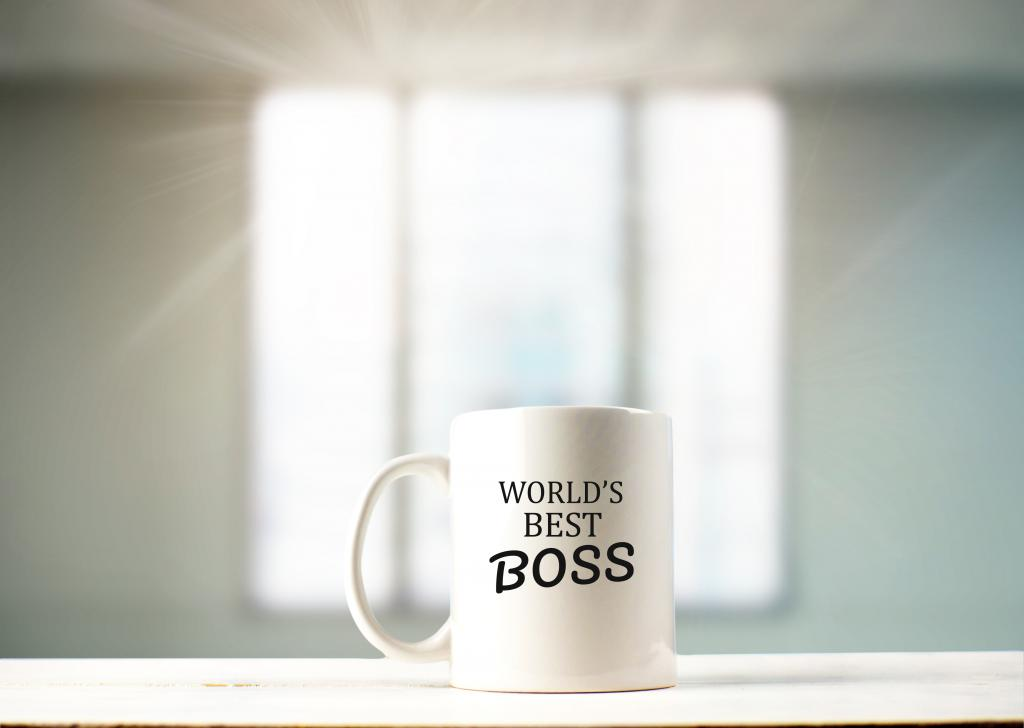 Four Ways To Be The World's Best Boss