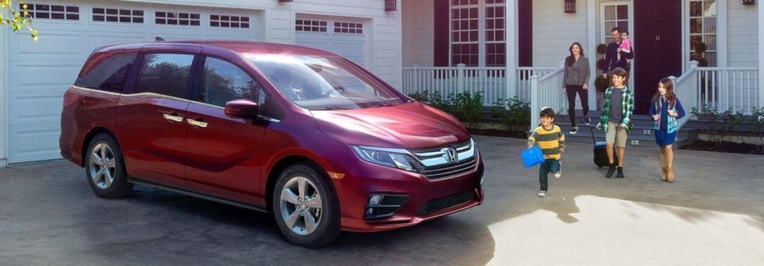 Honda Odyssey Is Great For Families and Here Is Why