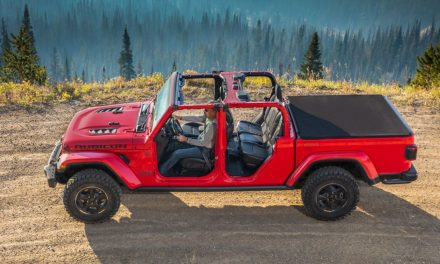 Jeep Gladiator – Fun and Function