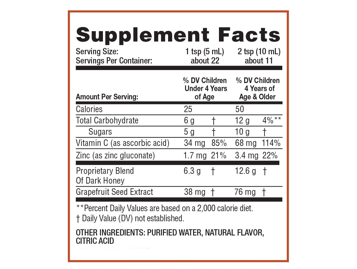 childcoughsyrup_supplementfacts-zarbees-ingredients