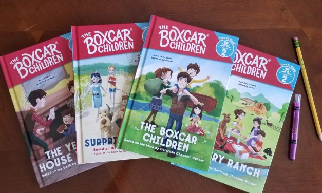 The Boxcar Children Early Reader Set {Review}
