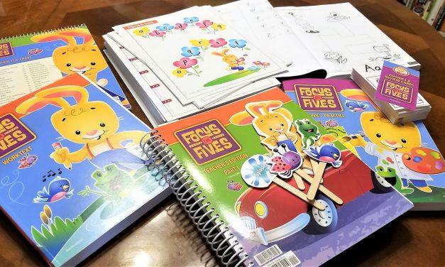 Focus On Fives Kindergarten Curriculum