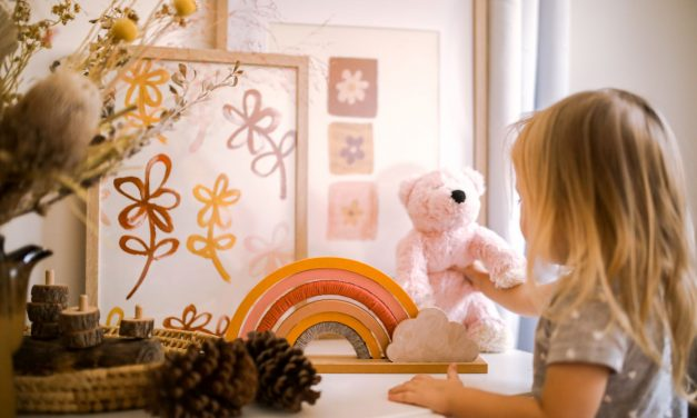 Tips For Decorating Your Kids' Rooms