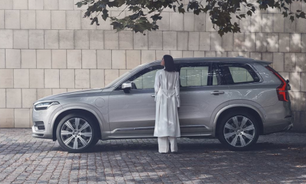 Volvo XC90 – The Most Awarded Luxury SUV