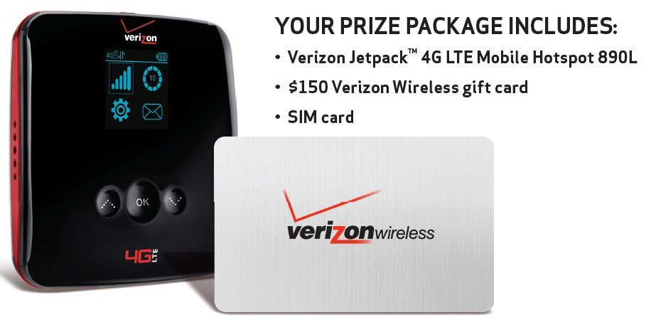 How Mobile Hotspot Saved Our Sanity!   #vzwss (Mobile Hotspot and $150 account credit Giveaway!)