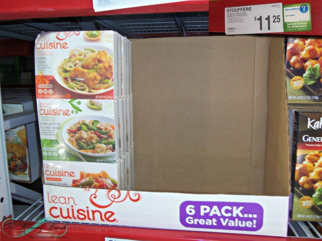 Choosing healthy lunches for an on the go lifestyle for Are lean cuisine meals healthy