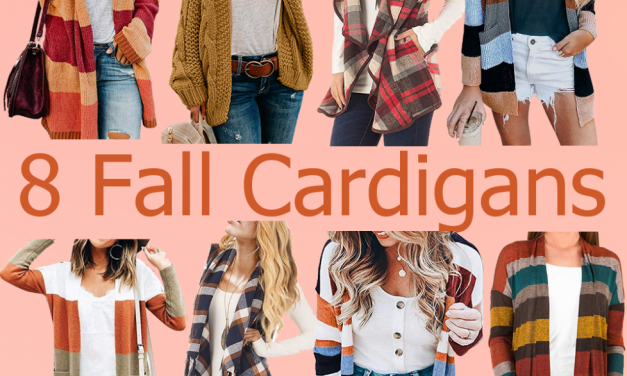 The Perfect Cardigans To Stay Cozy This Fall