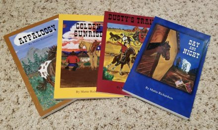 Living Books For History | Mattie Richardson's Horses in History Series {Review}