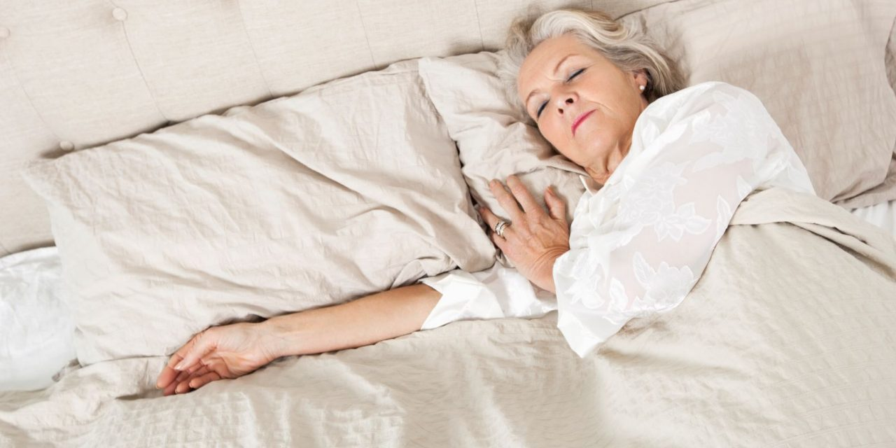 Sleep and Aging: What You Should Know