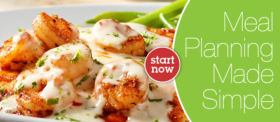 Meal Planning Made Easy!