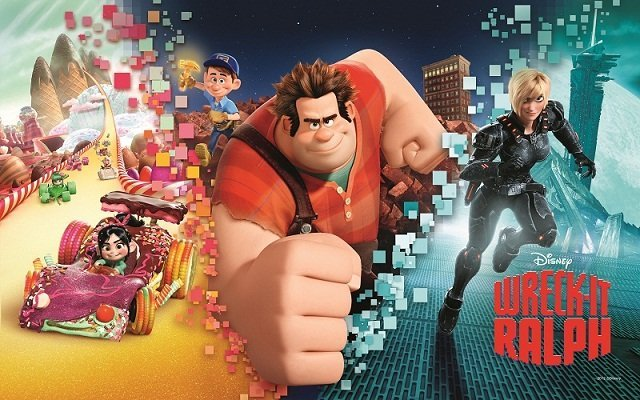 Ralph Breaks The Internet At Home Release