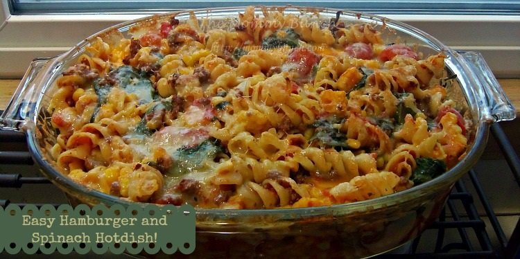 Good Cook hotdish recipe