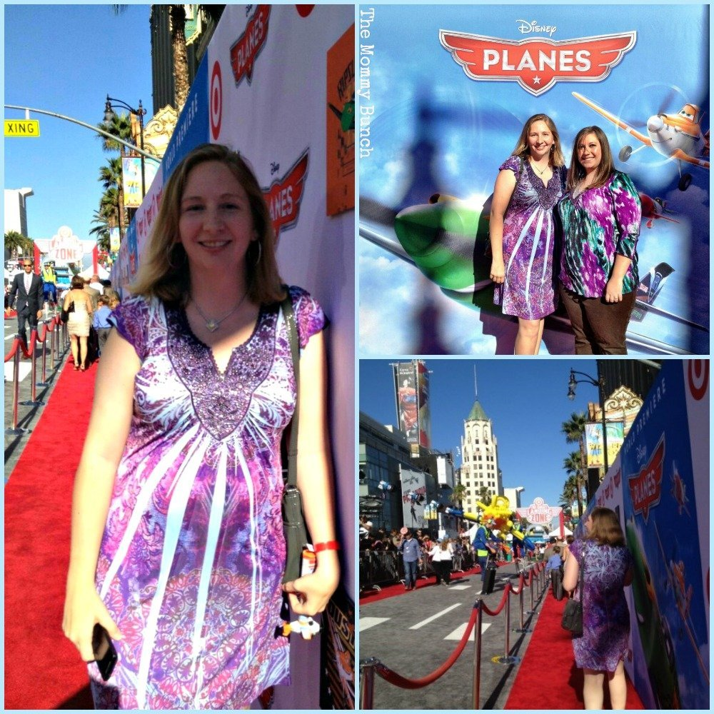 Planes Red Carpet