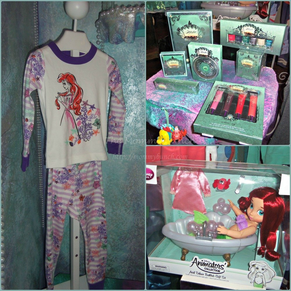 little mermaid products2
