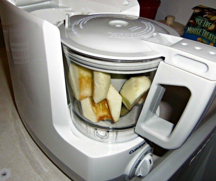 cuisinart lid