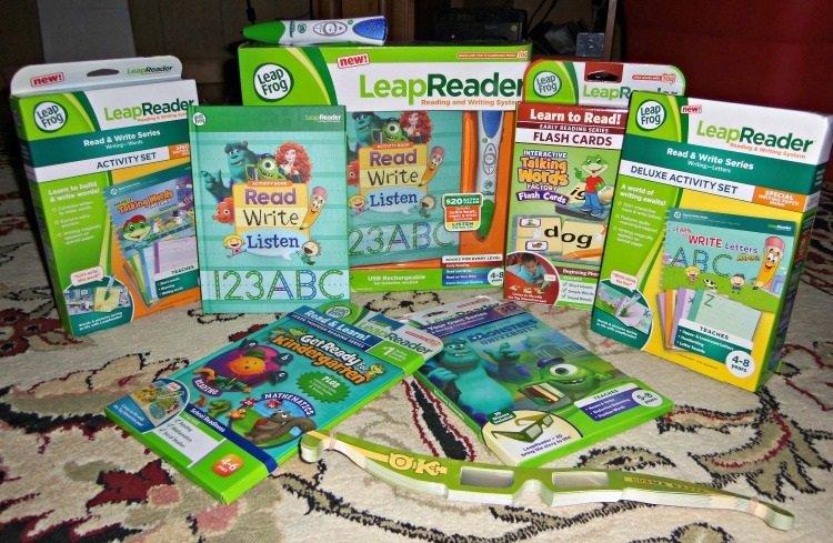 leap reader system