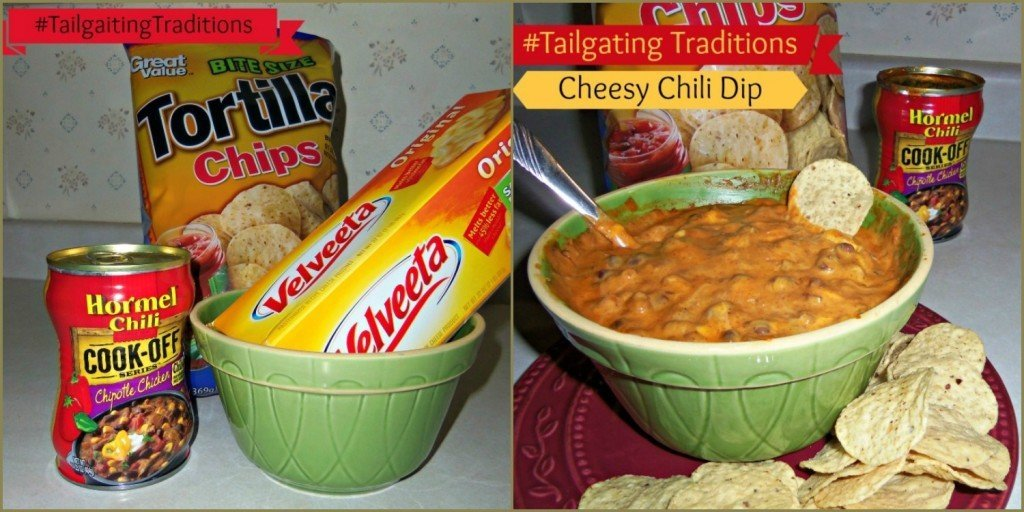 Hormel Cheesy Chili Dip