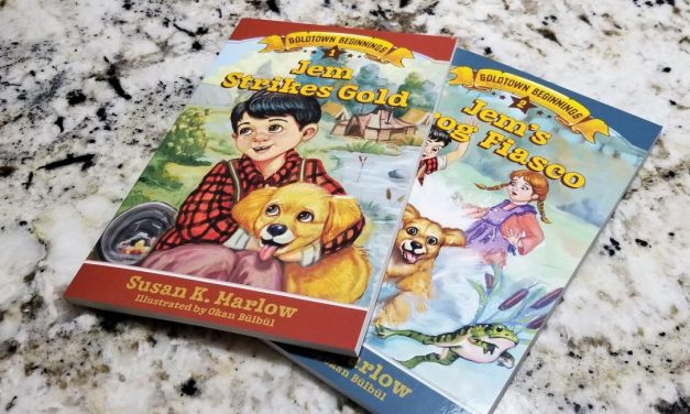 Living Books For History | Jem Strikes Gold & Jem's Frog Fiasco