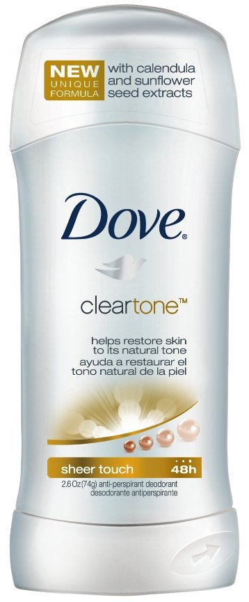 Dove Clear Tone – Experience superior care for your underarms