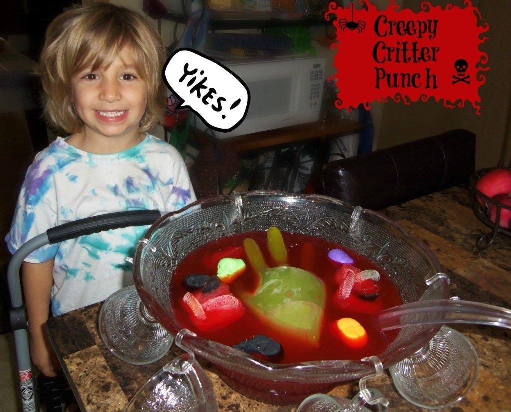 creepy critter punch Hawaiian Punch #shop