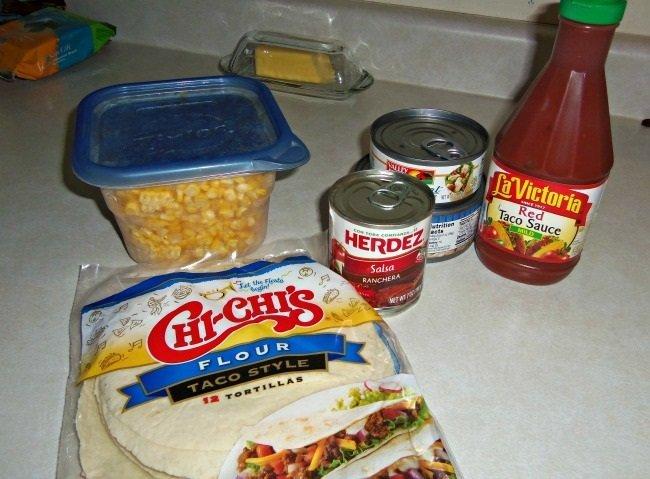 hormel enchiladas