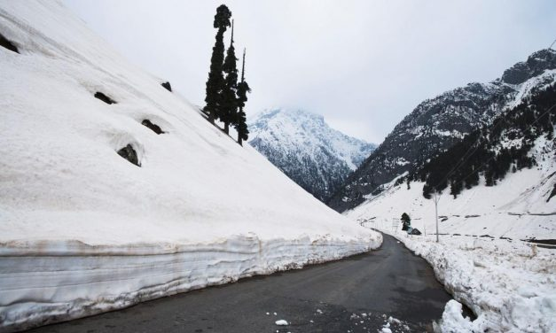Prepare For Winter Driving On Snowy Mountain Roads