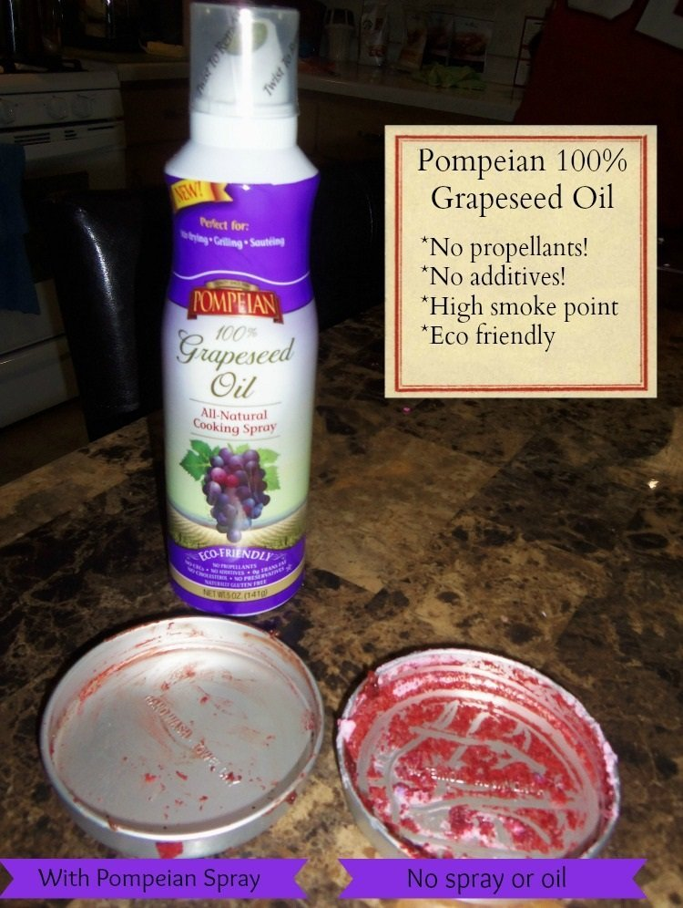 pompeian spray
